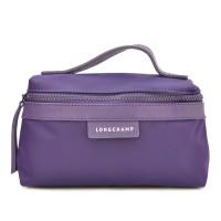 Longchamp Le Pliage Neo Handle Cosmetic Bag Small Size - Purple