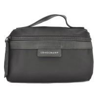 Longchamp Le Pliage Neo Handle Cosmetic Bag Small Size - Black