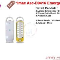 harga Imac Asc-d9416 Jm Lampu Emergency / Darurat (ori) Tokopedia.com