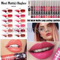 Jual [ Eceran ] THE BALM LIP MATTE HUGHES Long Lasting Liquid Lipstick Murah