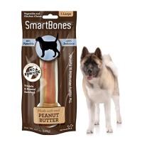 Jual Smartbones Dog Treat Peanut Butter Large 1 Murah