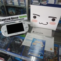 PS Vita Slim Console - Doko Demo Issyo Limited Edition (WiFi Model)