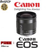 Lensa Canon EF-M 11-22MM F/4-5.6 IS STM - Lensa Canon 11-22 EF-M