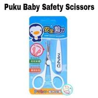 Jual Puku Safety Nail Scissors / Gunting Kuku Bayi Murah