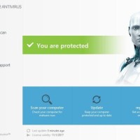 Jual ORI TERBATAS ESET NOD32 Antivirus License Key Only 1 PC 1 Tahun Murah Murah