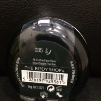 The Body Shop All in one face base shade 035