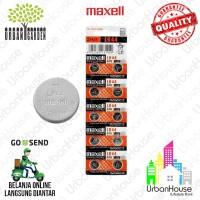 Jual Baterai MAXELL  LR44 ORIGINAL Batery Cell Untuk pH Meter TDS Meter Murah