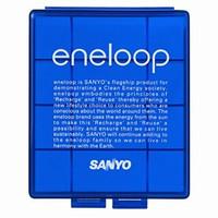 Jual DISKON Battery Holder (Case) / tempat / Pelindung batre Eneloop, muat  Murah