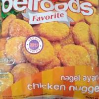 Belfoods Favorit Chicken Nugget / Nuget / Naget Ayam 500 g