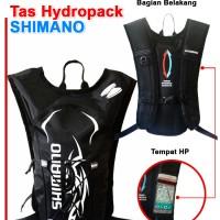 Tas Ransel Sepeda Hydropack Shimano | Tas Punggung Sepeda Online