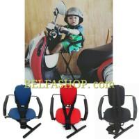 Kursi Bonceng Boncengan Kiddy Anak Motor Matic Polos Bukan Rotan