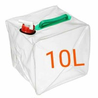 Jual Jerigen Tempat Air Portable 10L - Folding Water Carrier Murah