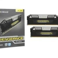 Jual Corsair DDR3 Vengeance Pro PC12800 8GB (2X4GB) - CMY8GX3M2A1600C9   Murah
