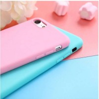 Jual Iphone 7 Soft Case Marshmallow Sarung Jelly Case Murah