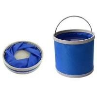 Jual Folding Bucket Fishing Waterproof Pail 11L / Ember Lipat Murah Murah