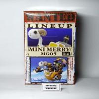 Jual One Piece WCF MEGA Mini Merry Original Murah