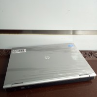 Laptop Hp EliteBook 8460p Stainless Core i5 VGA 1.7GB