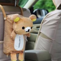 Jual Tissue Bag CARTOON Bisa digantung di jok mobil Car organizer Murah