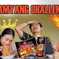 Jual SAMYANG HOT CHICKEN RAMEN SPICY (MIE RAMEN AYAM PEDAS) SAMYANG  Murah