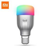 Jual Xiaomi Yeelight 2 LED Smart Bulb RGB 9W 600 Lumens lampu koneksi wifi Murah