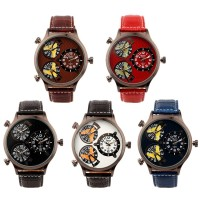 Jual jam tangan pria OULM Mechanical - 3572 Murah