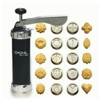 OXONE Biscuit Maker Pembuat Biskuit Cetakan Kue Kering Cookie OX-322