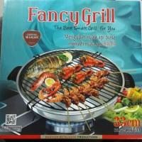 Jual MASPION Fancy Grill Alat Panggang Roaster Panggangan Sate BBQ 33Cm Murah