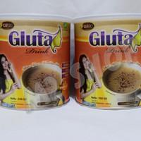 Jual TERLARIS GLUTA DRINK ~ SUSU GLUTA ~ Minuman L-Glutathione Murah