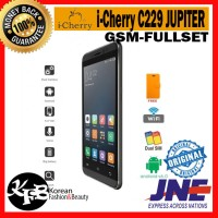 Hp murah i-Cherry C229 JUPITER 1/8GB - GARANSI RESMI - ORIGINAL