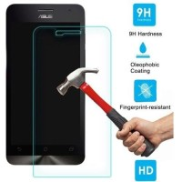 Jual Zilla 2.5D Tempered Glass Curved Edge 9H 0.26mm for ASUS Zenfone 5 Murah