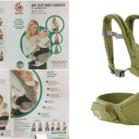 Jual Gendongan Bayi Ergobaby Ergo Baby Hipseat Hip Seat Carrier Green  Murah