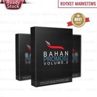 Software Bahan Promosi Vol-2 | Graphics Keren Utk Iklan Produk Anda!
