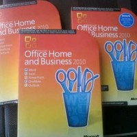 Software Microsoft Office 2010 Home & Business FPP - 2 user Original