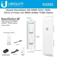 Ubiquiti Ubnt Nano Station M5 NsM5 5Ghz