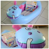 Jual mainan anak edukatif Munchkin Tub Hippo Murah