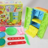 Jual Lilin Mainan Fun-Doh Ice box Kreatif Murah