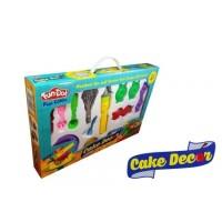 Jual Mainan Anak Perempuan Fun Doh Cake Decor - Mainan Lilin Murah