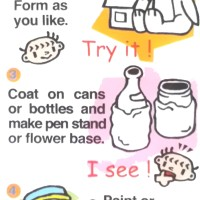 Jual SAKURA Air Dry Clay Light Murah