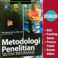 Metodologi Penelitian Sistem Informasi - Jogiyanto Hartono