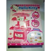 Jual Mainan Anak dapur mini kitchen Hello Kitty Little Pony import kado Murah