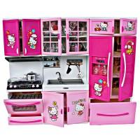Mainan Anak - Hello Kitty My Modern Kitchen Playset Bes no 1