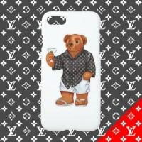 Louis Vuitton case iphone 5 6 7 samsung s7 s8 vivo y53 y35 redmi 4 4a