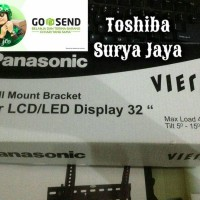 "Braket/Breket/Bracket Tv Led PANASONIC 32"" Universal"