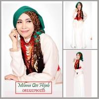 Promo Baju Muslim Wanita Gemuk- Baju Muslim Cantik -Milana Qee DEMQ001