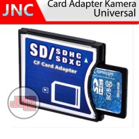 Compact Flash CF Card Adapter Type 3 Support SDHC SDXC MicroSD Wifi