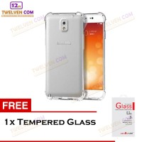 Jual Anti Crack / Shock Softcase Samsung Galaxy Note 3 -Free Tempered Glass Murah