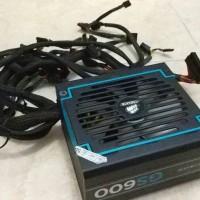 Jual PSU Corsair Gaming Series GS600 (Bekas) Murah