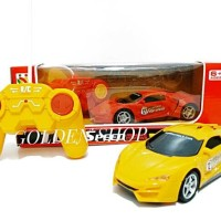 Mainan Remote Control Car Top Speed Scale 1:24