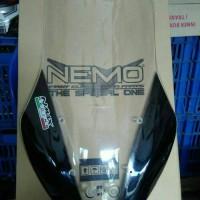 Jual Windshield Visor Nmax Aksesoris Variasi Yamaha Nmax Murah