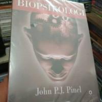 biopsikologi pengarang john p j pinel